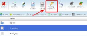 سطح دسترسی فایل