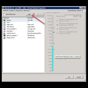 آموزش اضافه کردن کارت شبکه در vmware