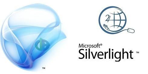 پشتیبانی از Silverlight
