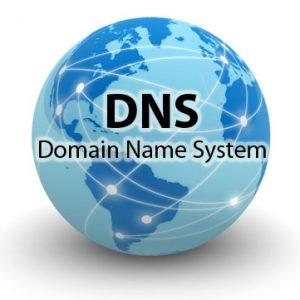 چگونه DNS های دامنه خود را بیابیم