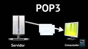 مشکل could not find server با POP3 و smtp